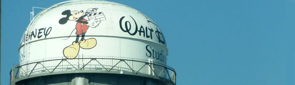 Disney Water Tower